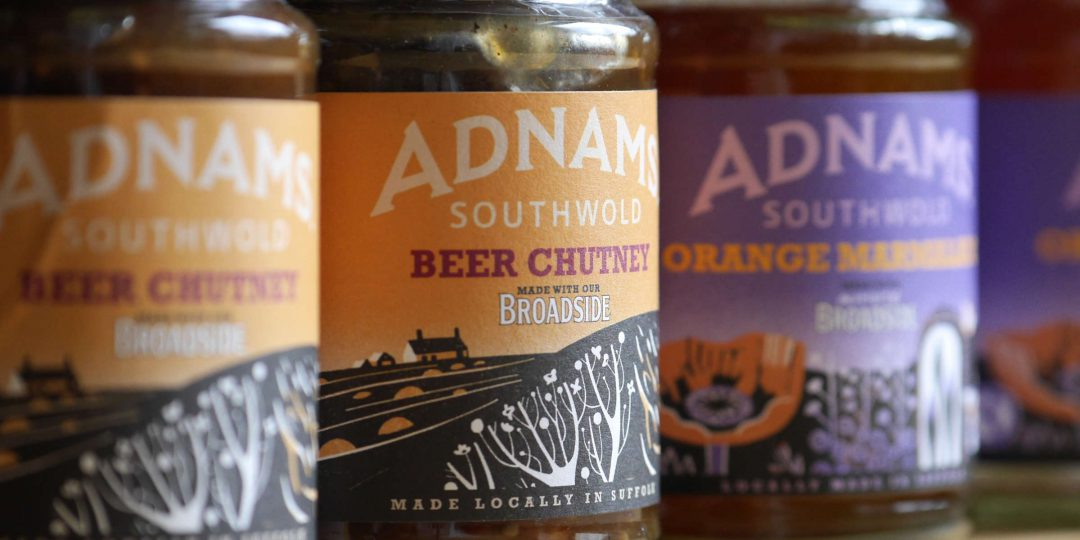 ADNAMS Beer Chutney & Orange Marmalade