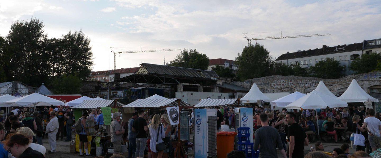 Craft Beer Fest Berlin 2016 auf dem RAW-Gelände
